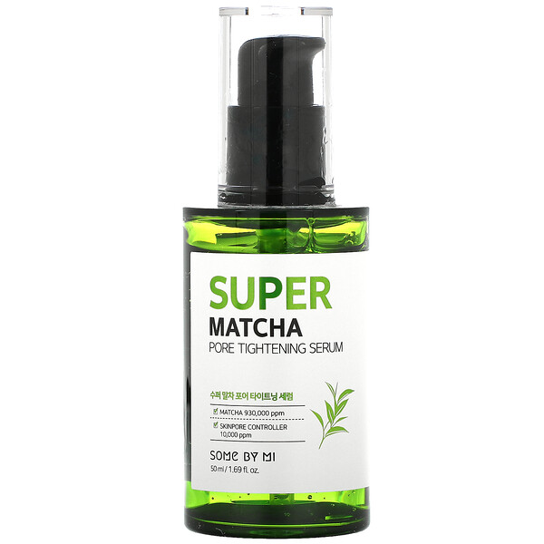 Super Matcha Pore Tightening Serum, 1.69 fl oz (50 ml)