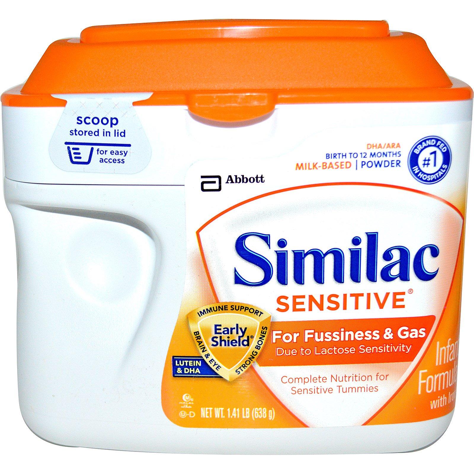 Similac senstive