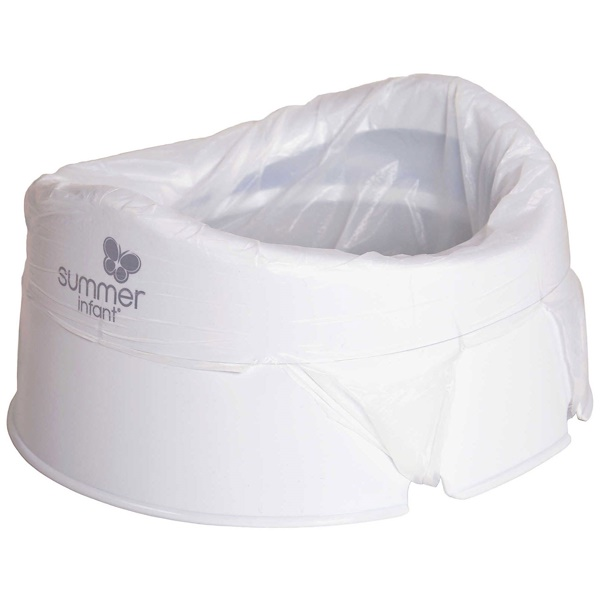Summer Infant, Time-To-Go, Travel Potty,18+ Months, Up To 50 lb (23 kg) (Discontinued Item)