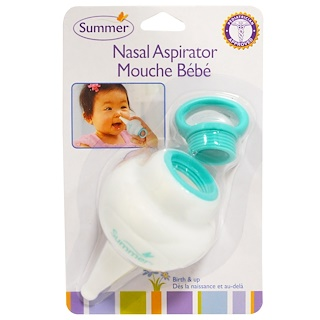 Summer Infant, Aspirador nasal