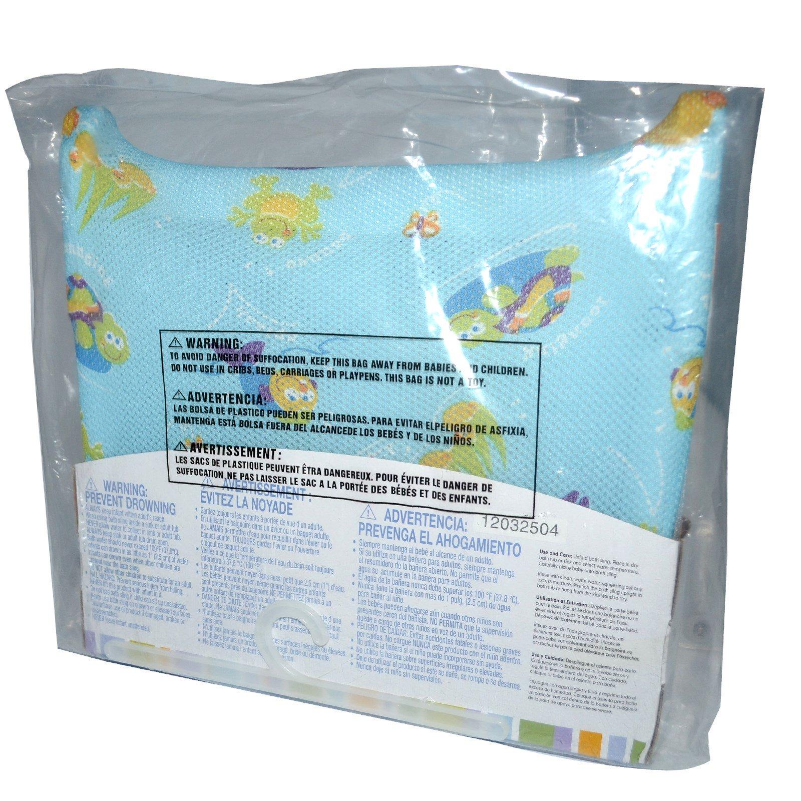 Summer Infant, Fold\'n Store, Tub Time Bath Sling - iHerb.com