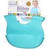 Summer Infant, Bibbity, Rinse & Roll Bib, 8 Months+, Blue (Discontinued Item)