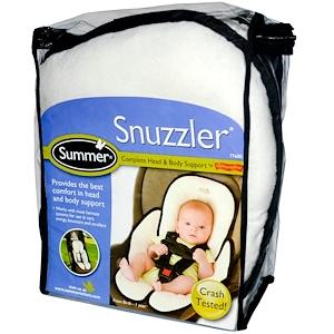 Саммэр Инфант, Snuzzler, Complete Head & Body Support from Birth — 1 Year отзывы покупателей