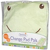 Summer Infant, Change Pad Pals, Changing Pad Cover, Frog (Discontinued Item)