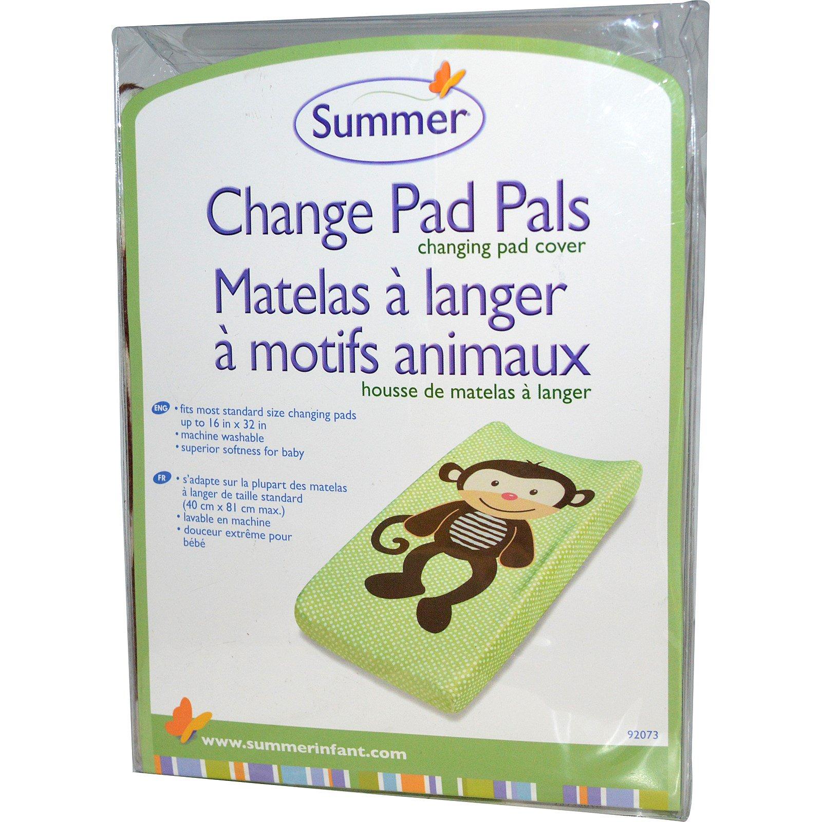 Monkey Changing Change Pad Summer Cover Pals 1 Infant 5n1IPqfY