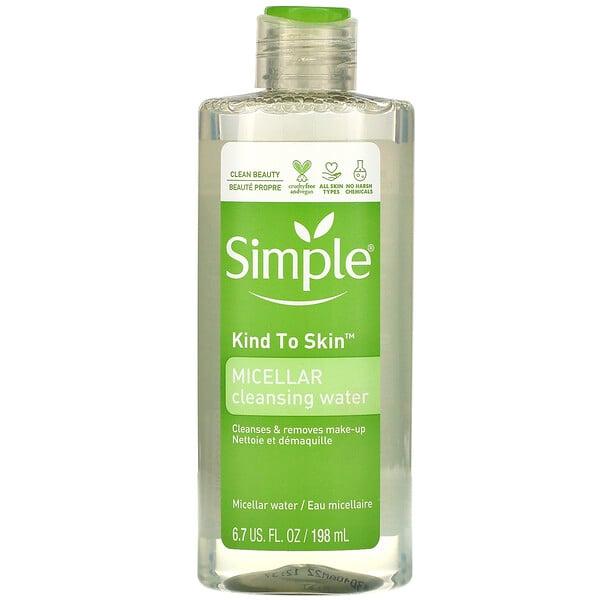 膠束潔膚水,6.7 液量盎司(198 毫升)