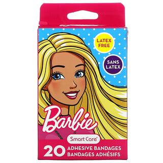 Smart Care, Barbie, Adhesive Bandages, 20 Bandages