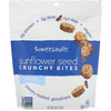 Somersaults, Sunflower Seed Crunchy Bites, Sea Salt, 6 oz (170 g)