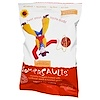 Somersaults, Sunflower Seed Snack, Santa Fe Salsa, 8 Bags, 2 oz (56 g) Each (Discontinued Item)
