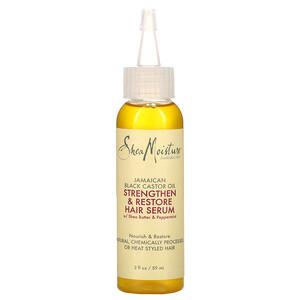 Ши Мойстчэ, Jamaican Black Castor Oil, Strengthen & Restore Hair Serum,  2 fl oz (59 ml) отзывы покупателей