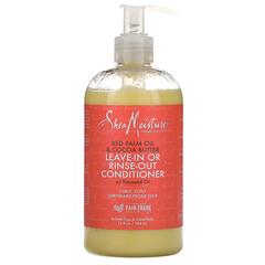 SheaMoisture, 免洗護髮素,紅棕櫚油/可可脂,13 液量盎司(384 毫升)