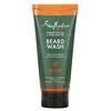 SheaMoisture, Men, Beard Wash, Maracuja Oil & Shea Butter, 6 fl oz (177 ml)