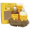 Shea Moisture, Baby Calm & Comfort Kit, W/ Frankincense & Myrrh, 4 Piece Kit (Discontinued Item)