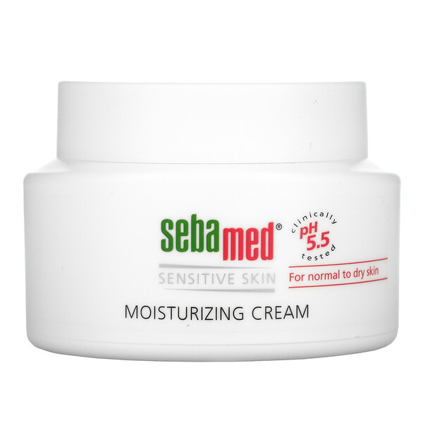 Sebamed USA, Moisturizing Cream, 2.6 fl oz (75 ml)
