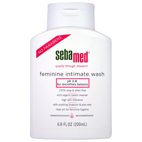 Sebamed USA, Feminine Intimate Wash, 6.8 fl oz (200 ml) (Discontinued Item)
