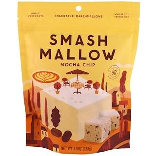SmashMallow, モカチップ、4.5 oz (128 g)
