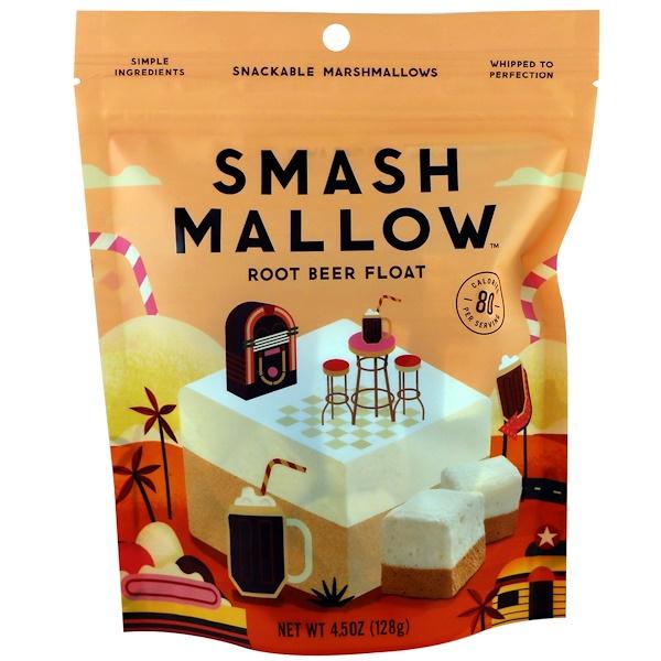 SmashMallow, 根汁汽水,4、5盎司(128克)