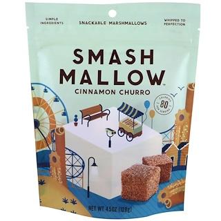 SmashMallow, Cinnamon Churro, 4.5 oz (128 g)