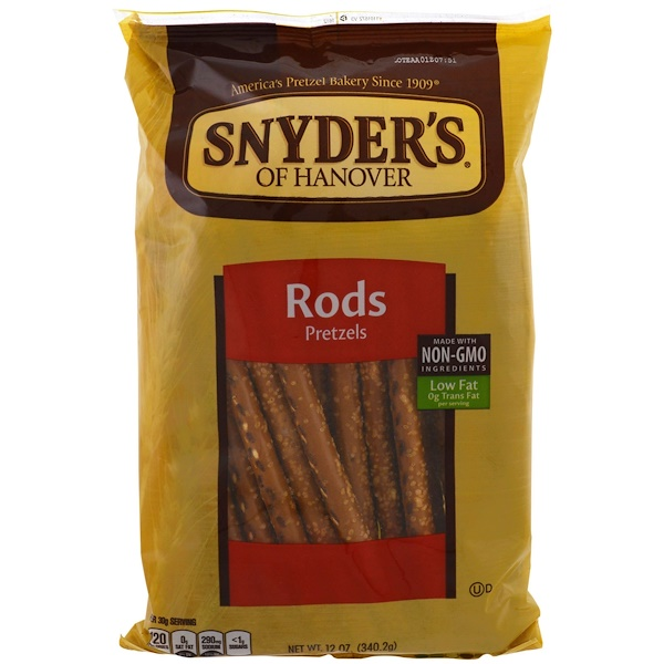 Pretzel Rods, 12 oz (340.2 g)