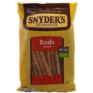 Снидерс, Pretzel Rods, 12 oz (340.2 g) отзывы покупателей