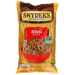 Snyder's, Mini Pretzels, 9 oz (255 g)