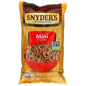 Снидерс, Mini Pretzels, 9 oz (255 g) отзывы покупателей