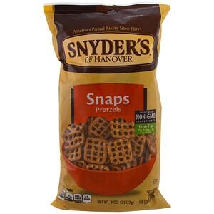 Снидерс, Snaps Pretzels, 9 oz (255.2 g) отзывы покупателей