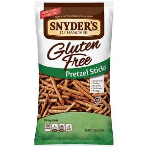 Снидерс, Gluten Free Pretzel Sticks, 8 oz (226 g) отзывы покупателей