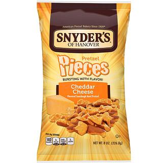 Snyder's, Pretzel Pieces, Cheddar Cheese, 8 oz (226.8 g)