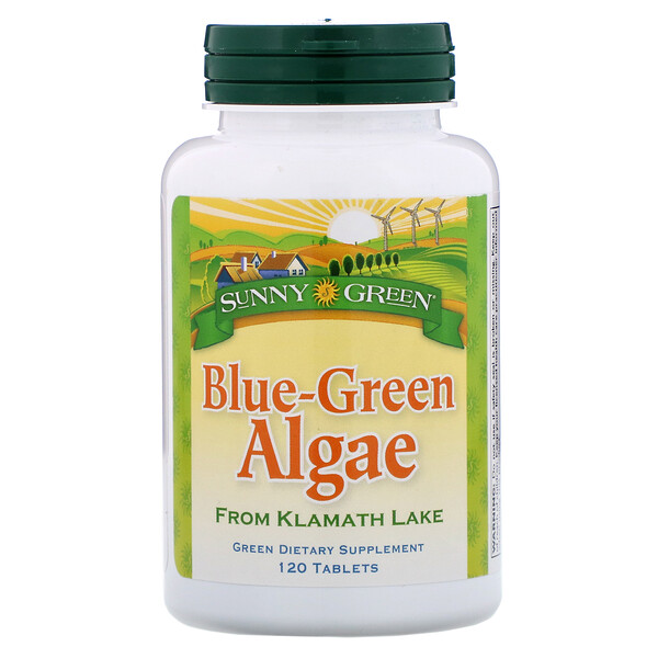 Blue-Green Algae, 120 Tablets
