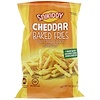 Snikiddy, Baked Fries, Corn & Potato Snacks, Cheddar, 4.5 oz (127.6 g)