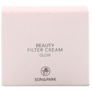 Son & Park, Beauty Filter Cream Glow, 1.41 oz (40 g)