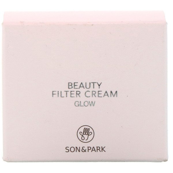 Son & Park, Beauty Filter Cream Glow, 1.41 oz (40 g)