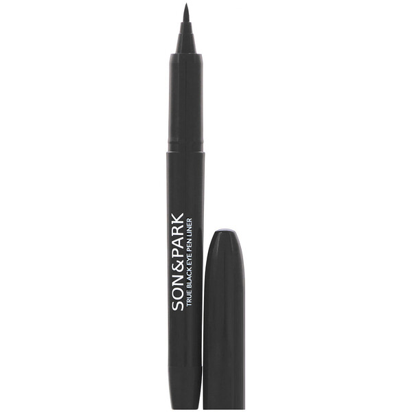 Son & Park, True Black Eye Pen Liner, 1 g