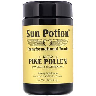 Sun Potion, Pine Pollen Powder, 1.16 oz (33 g)