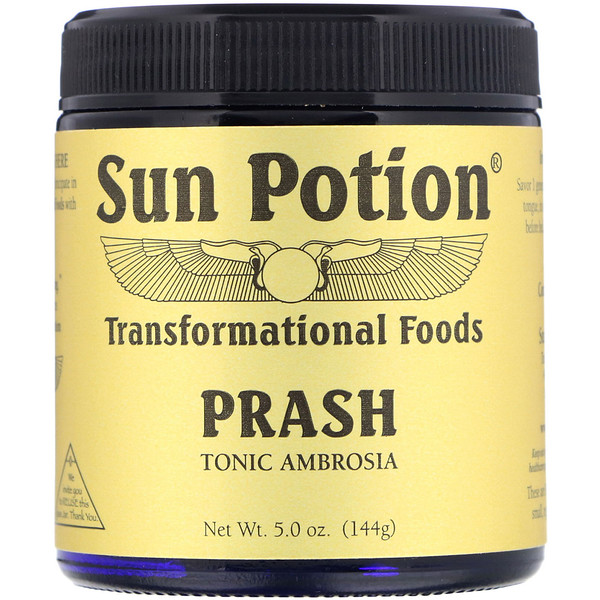 Sun Potion, Prash Tonic Ambrosia, 5 oz (144 g)