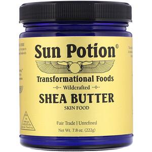 Сан Поушэн, Shea Butter, Wildcrafted, 7.8 oz (222 g) отзывы