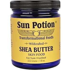 Сан Поушэн, Shea Butter Wildcrafted in Ghana, 7.8 oz (222 g) отзывы
