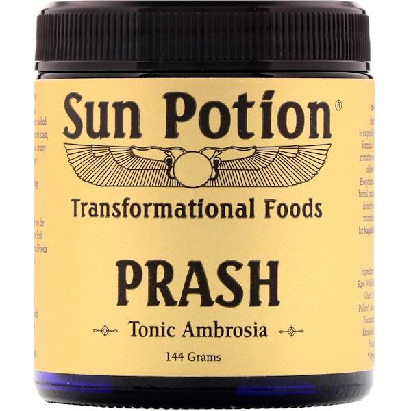 Sun Potion, Prash, 144 g (Discontinued Item)