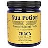 Sun Potion, Chaga Wild Mushroom Powder, Wildcrafted, 2.8 oz (80 g)
