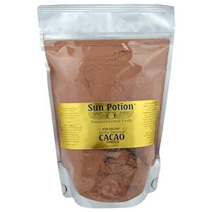 Сан Поушэн, Organic Raw Arriba Nacional Cacao Powder, 0.66 lb (300 g) отзывы