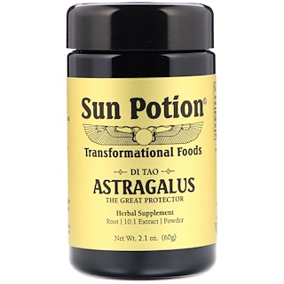 Sun Potion, Astragalus Powder, 2.1 oz (60 g)