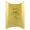 SNP, Mascarilla de ampolla con oro y colágeno, 10 mascarillas, 25ml (0,84oz.líq.) cada una