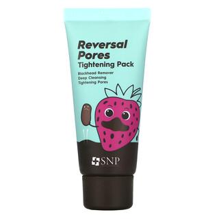 SNP, リバーサル・ポアーズ(Reversal Pores) タイトニングパック、30g