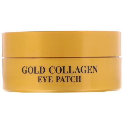 Купить SNP Gold Collagen, патчи для глаз, 60 патчей