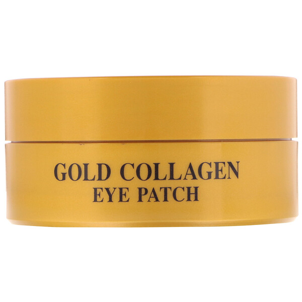 SNP, Gold Collagen, Eye Patch, 60 Patches