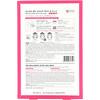 SNP, Mela Bright, Active Seal Beauty Mask, 5 Sheets, 1.11 oz (33 ml) Each