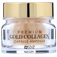 Premium Gold Collagen, ампульные капсулы с коллагеном, 30шт. - фото