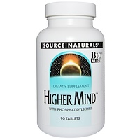 Higher Mind, 90 таблеток - фото