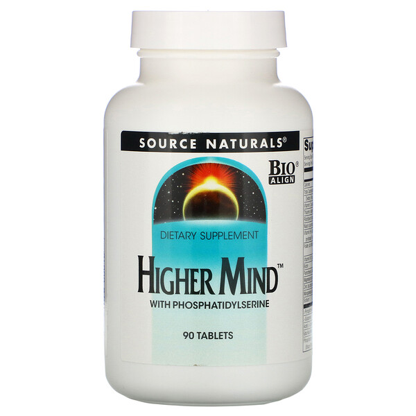 Higher Mind, 90 Tablets